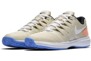 nike-court air zoom-womens-beige-aa8024-100-beige-trainers-womens