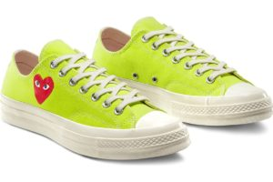 converse-all star ox-mens-yellow-168302C-yellow-trainers-mens