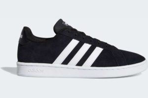 adidas-grand courts-mens-black-F36414-black-trainers-mens