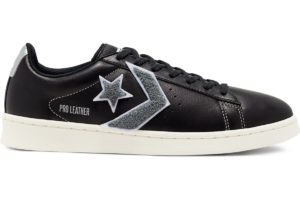 converse-pro leather-womens-black-167268C-black-trainers-womens