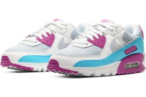 nike-air max 90-womens-grey-ct1030-001-grey-trainers-womens
