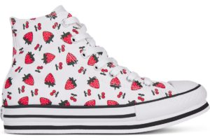 converse-all star high-womens-red-668016C-red-trainers-womens