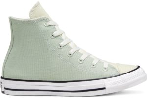 converse-all star high-womens-green-167644C-green-trainers-womens