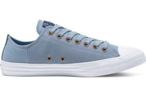 converse-all star ox-mens-blue-167823C-blue-trainers-mens