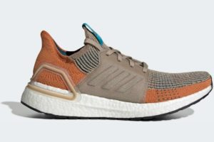 adidas-ultraboost 19s-mens-brown-G27515-brown-trainers-mens