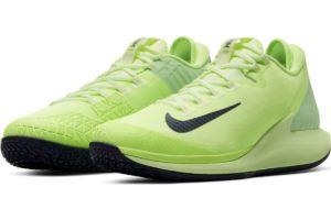 nike-court air zoom-mens-green-aa8018-302-green-trainers-mens