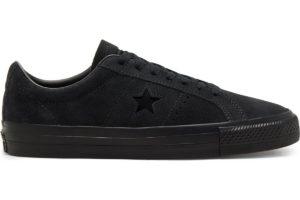 converse-one star-womens-black-166839C-black-trainers-womens