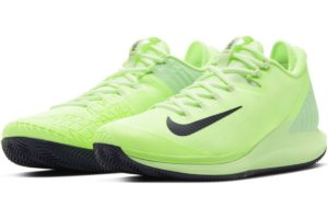 nike-court air zoom-mens-green-aa8017-302-green-trainers-mens