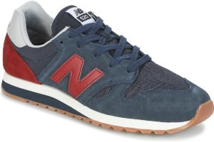 new balance-u520 s (trainers) in-womens-blue-u520ej-blue-trainers-womens