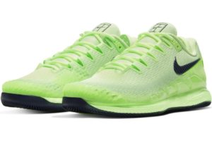 nike-court air zoom-mens-green-ar0496-302-green-trainers-mens