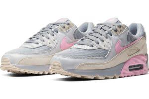 nike-air max 90-mens-grey-cw7483-001-grey-trainers-mens