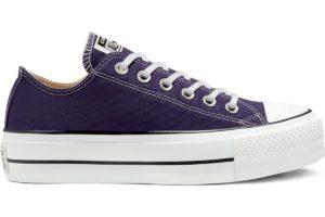 converse-all star ox-womens-purple-567682C-purple-trainers-womens