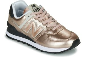new balance-574 s (trainers) in-womens-pink-wl574wer-pink-trainers-womens