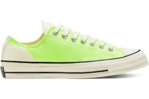 converse-all star ox-womens-green-167826C-green-trainers-womens