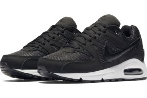 nike-air max command-womens-black-397690-091-black-trainers-womens