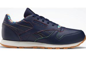 reebok-classic leathers-Kids-blue-FW6117-blue-trainers-boys