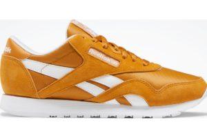 reebok-classic nylons-Women-yellow-FW2184-yellow-trainers-womens