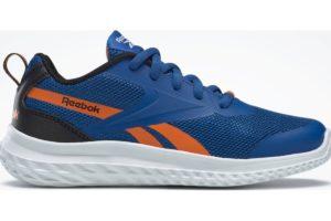 reebok-rush runner 3s-Kids-blue-FV0349-blue-trainers-boys