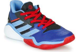 adidas-harden stepback j s basketball trainers () in-boys