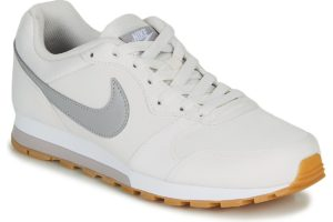 nike-md runner 2 se s (trainers) in beige-womens-beige-aq9121-004-beige-trainers-womens