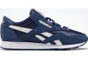 reebok-classic nylons-Women-blue-FV4508-blue-trainers-womens