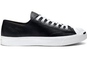 converse-jack purcell-mens-black-164224C-black-trainers-mens