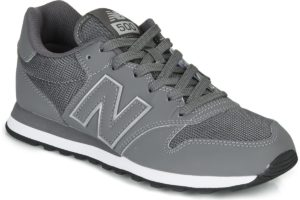 new balance-500 s (trainers) in-womens-grey-gm500tsa-grey-trainers-womens