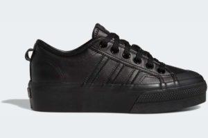 adidas-nizza platforms-womens-black-FW0266-black-trainers-womens