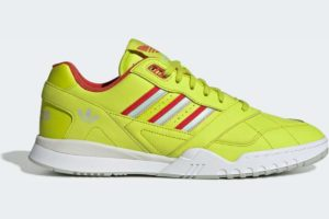 adidas-ar trainers-mens-yellow-DB2736-yellow-trainers-mens