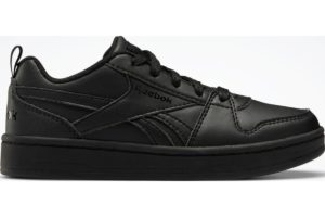 reebok-royal prime 2s-Kids-black-FV2404-black-trainers-boys