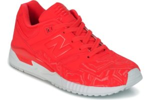 new balance-w530 s (trainers) in-womens-red-w530vac-red-trainers-womens