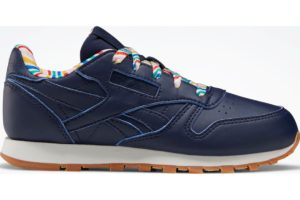 reebok-classic leathers-Kids-blue-FW6118-blue-trainers-boys