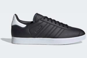 adidas-gazelles-mens-black-FU9667-black-trainers-mens