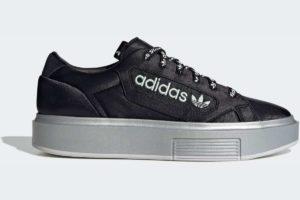adidas-sleek supers-womens-black-EG7881-black-trainers-womens