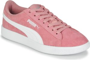 puma-vikky s (trainers) in-womens-pink-369725-22-pink-trainers-womens