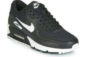 nike-air max 90 s (trainers) in-womens-black-325213-060-black-trainers-womens