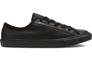 converse-all star ox-womens-black-564986C-black-trainers-womens