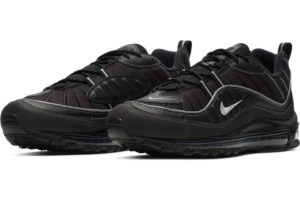 nike-air max 98-mens-black-640744-013-black-trainers-mens