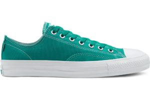 converse-all star ox-womens-white-167608C-white-trainers-womens