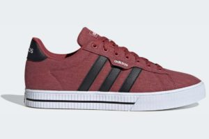 adidas-daily 3.0s-mens-red-FW7034-red-trainers-mens