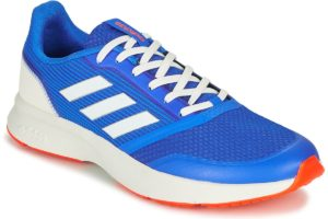 adidas-nova flow trainers in-mens-blue-eh1370-blue-trainers-mens