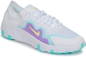 nike-renew lucent s (trainers) in-womens-white-bq4152-100-white-trainers-womens