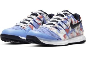 nike-court air zoom-womens-blue-aa8027-406-blue-trainers-womens