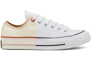 converse-all star ox-womens-white-167673C-white-trainers-womens