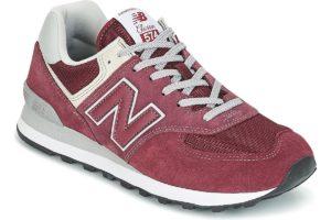 new balance-574-womens-burgundy-ml574egb-burgundy-trainers-womens