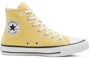 converse-all star high-womens-yellow-168576C-yellow-trainers-womens