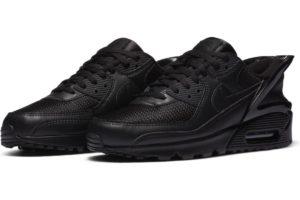 nike-air max 90-mens-black-cz4270-002-black-trainers-mens
