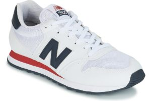 new balance-gm500 s (trainers) in-womens-white-gm500swb-white-trainers-womens