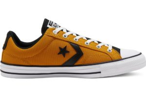 converse-star player-womens-yellow-168527C-yellow-trainers-womens