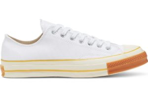 converse-all star ox-womens-white-165722C-white-trainers-womens